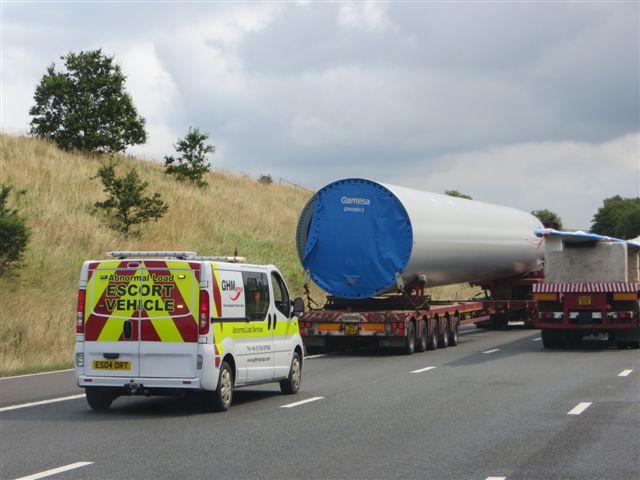 vehicles Trucking escort